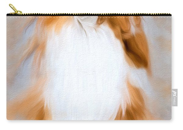 Shetland Sheepdog - Sheltie Carry-all Pouch