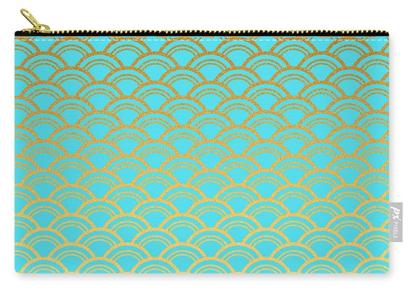 Shiny Patterns 1 Carry-all Pouch