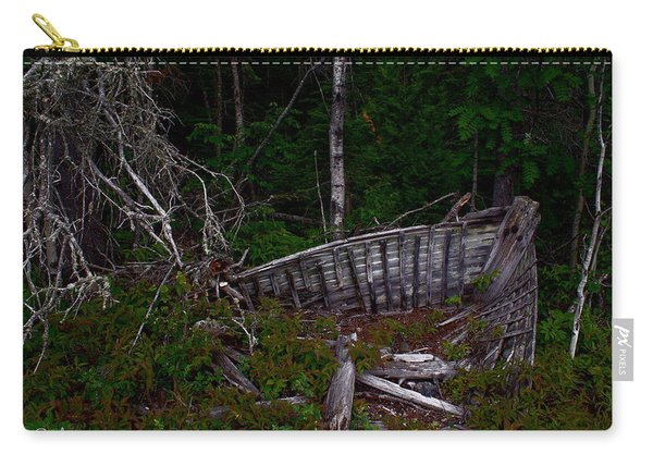 Ship Wrecked Carry-all Pouch