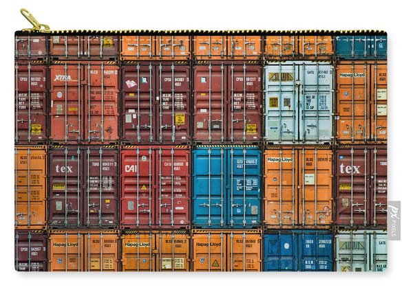 Shipping Containers Carry-all Pouch