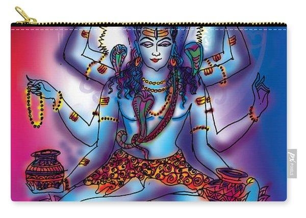 Shiva Abhishek  Carry-all Pouch