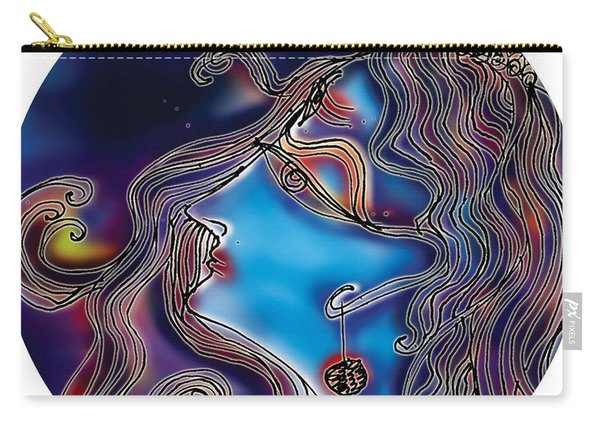 Shiva  Carry-all Pouch