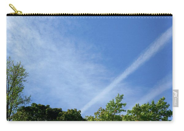 Shooting Vapor Trails Carry-all Pouch