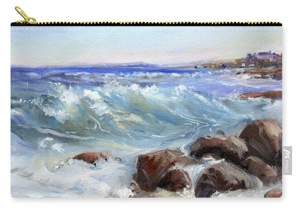 Shore Is Breathtaking Carry-all Pouch