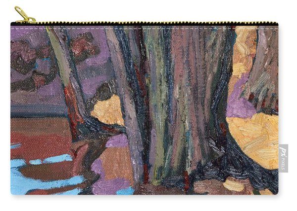 Shoreline Maples Carry-all Pouch