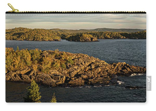 Shores Of Pukaskwa Carry-all Pouch