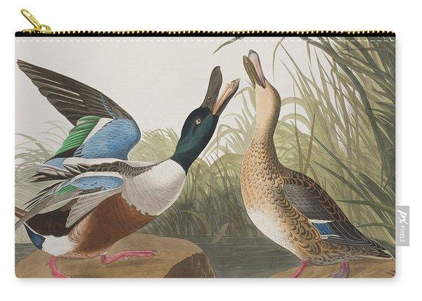 Shoveller Duck Carry-all Pouch