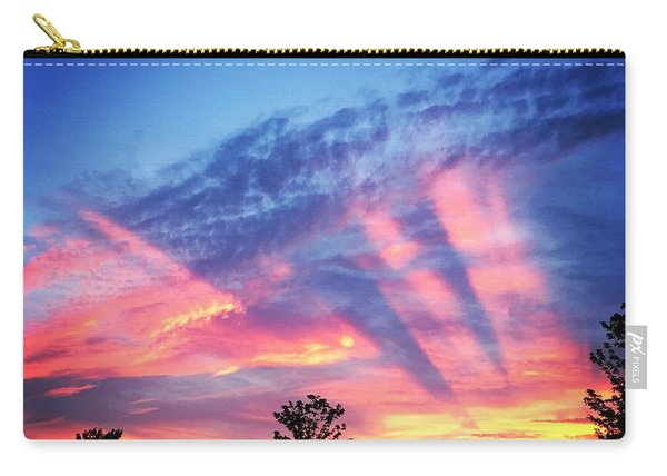 Showtime Sunset Carry-all Pouch