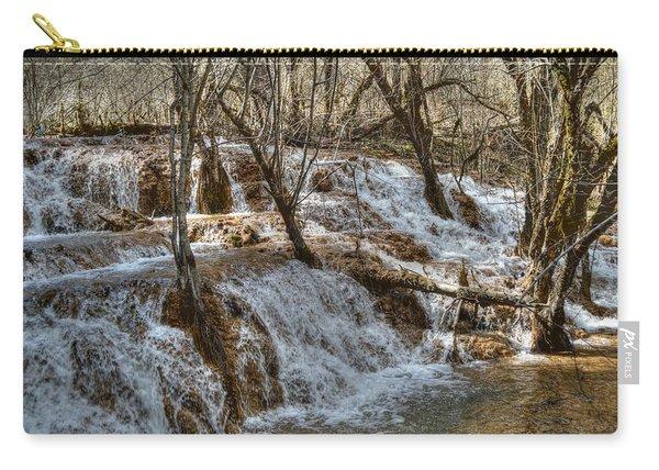 Shuzheng Waterfall China Carry-all Pouch