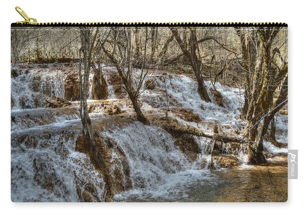 Shuzheng Waterfall China Carry-all Pouch