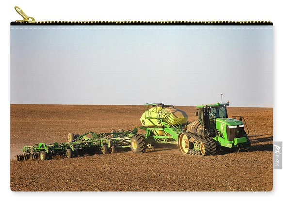 Side Hill Seeding Carry-all Pouch