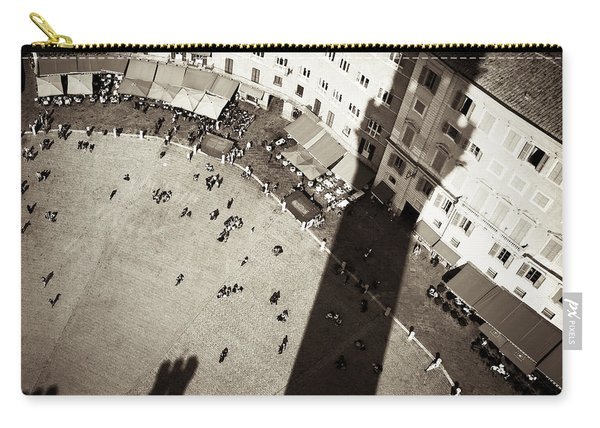 Siena From Above Carry-all Pouch