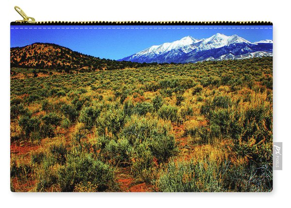 Sierra Blanca Carry-all Pouch