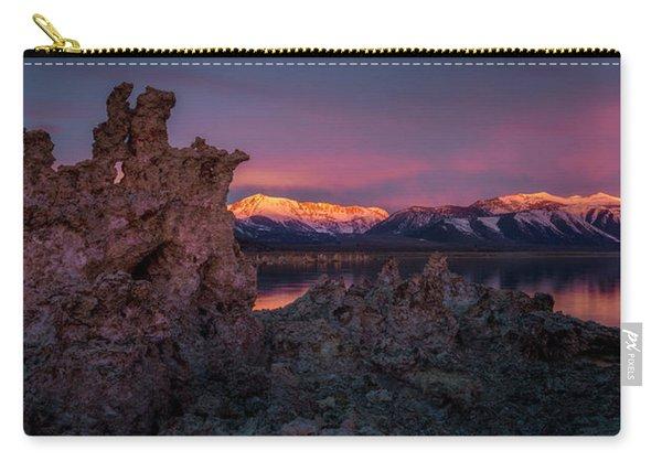 Sierra Glow Carry-all Pouch