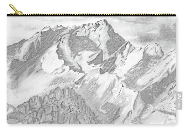 Sierra Mt's Carry-all Pouch