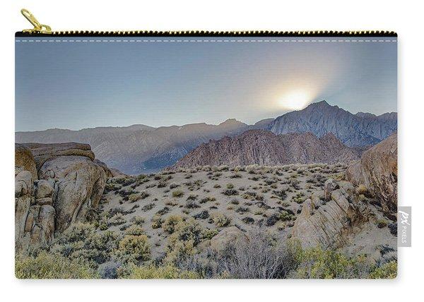 Sierra Sunrays Carry-all Pouch