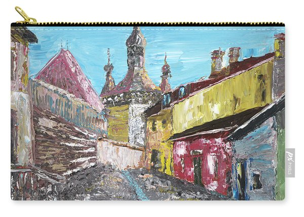 Sighisoara Draculas Home Carry-all Pouch