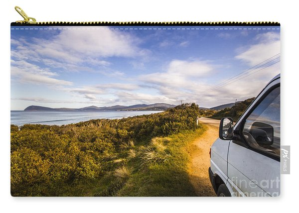 Sightseeing Southern Tasmania Carry-all Pouch
