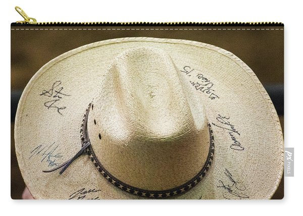 Signature Hat Carry-all Pouch