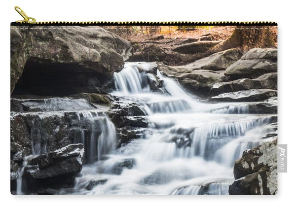 Autumn At Moss Rock Preserve Carry-all Pouch