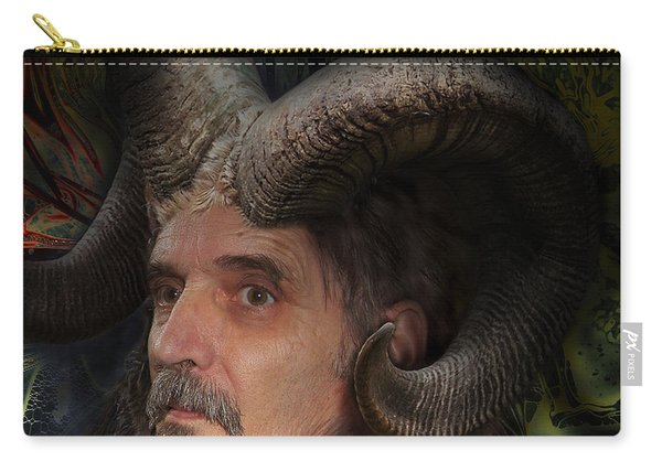 Silenus Carry-all Pouch