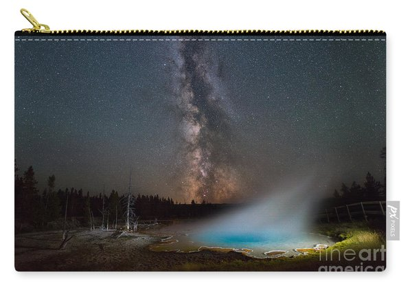 Silex Spring Milky Way  Carry-all Pouch
