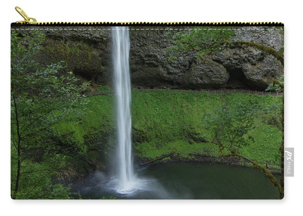 Silver Falls Silver Mist Carry-all Pouch