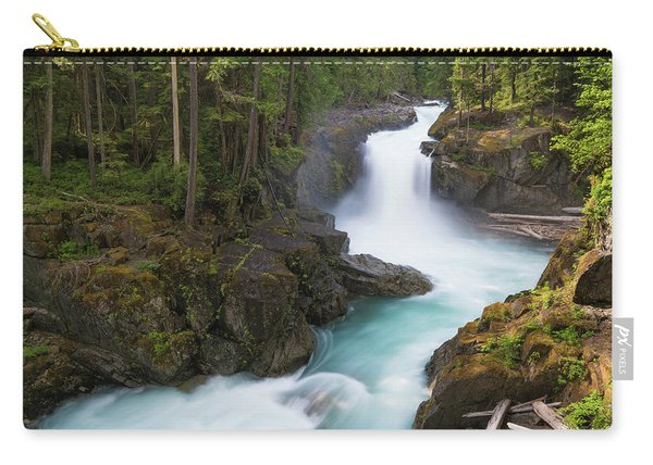 Silver Falls Washington Carry-all Pouch
