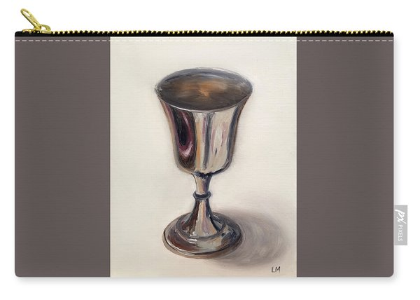 Silver Goblet Carry-all Pouch