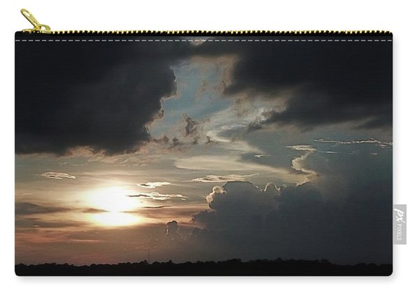 Silver Lining  Carry-all Pouch