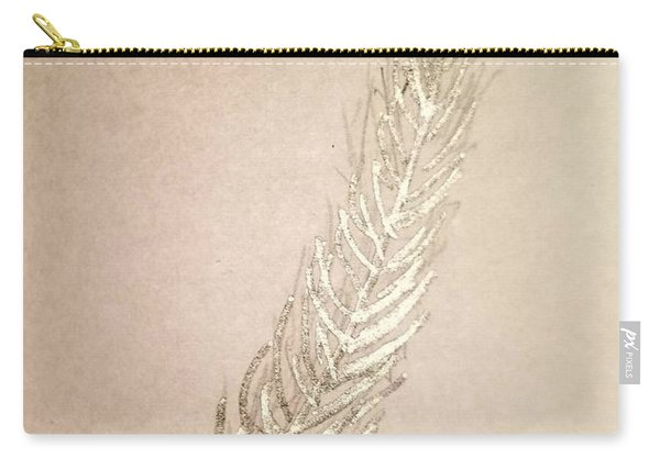 Silver Phoenix Carry-all Pouch