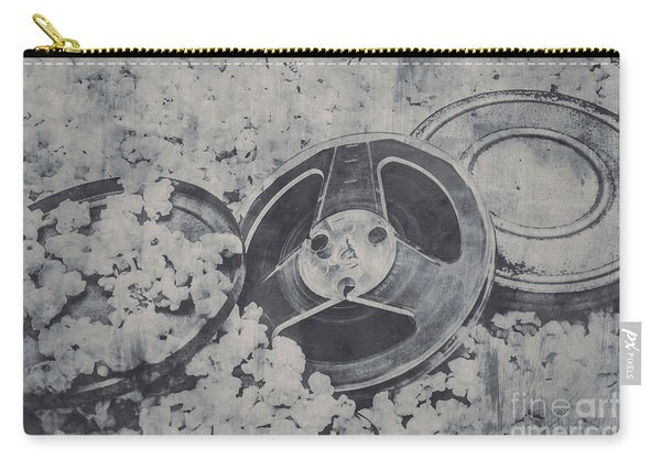 Silver Screen Film Noir Carry-all Pouch