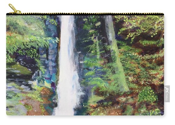 Silver Thread Falls Carry-all Pouch