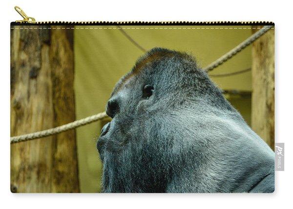 Silverback Gorilla Carry-all Pouch