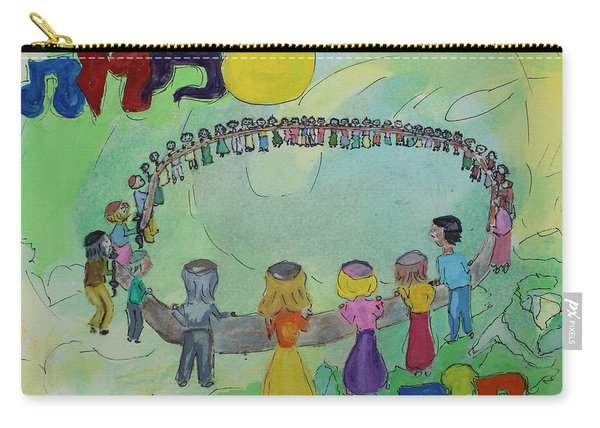 Simchat Torah Carry-all Pouch