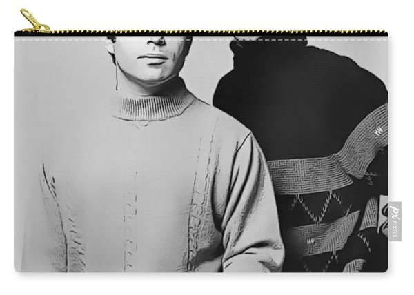 Simon And Garfunkel Carry-all Pouch