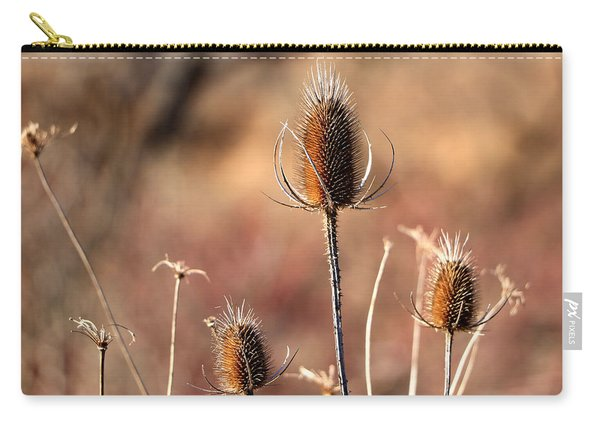 Simply Thistle Carry-all Pouch