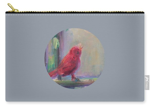 Sing Little Bird Carry-all Pouch