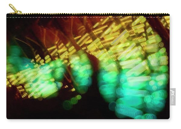 Singapore Night Urban City Light - Series - Your Singapore Carry-all Pouch