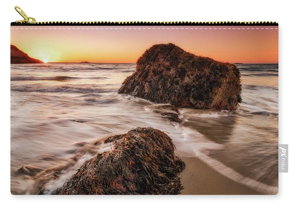 Singing Water, Singing Beach Carry-all Pouch