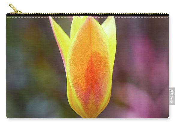 Single Tulip Carry-all Pouch