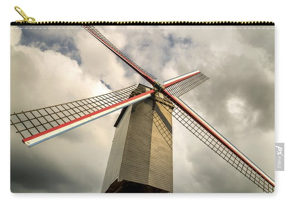 Sint Janshuismolen Windmill 2 Carry-all Pouch