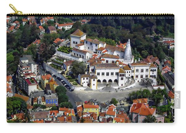 Sintra From Above Carry-all Pouch