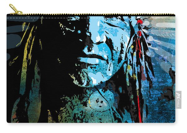 Sioux Chief Carry-all Pouch