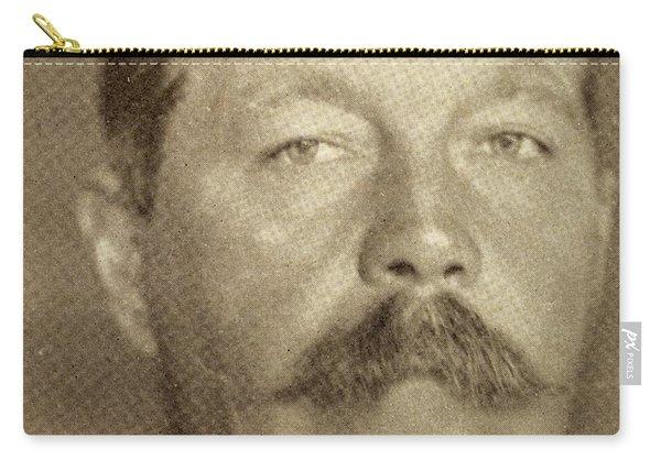 Sir Arthur Conan Doyle, 1859 -1930 Carry-all Pouch