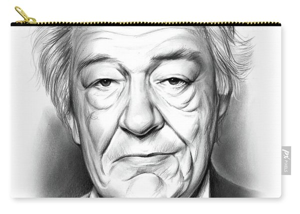 Sir Michael Gambon Carry-all Pouch