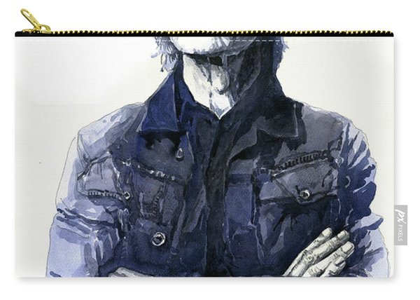 Sir Mick Jagger Carry-all Pouch
