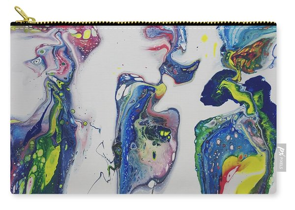 Sirens Of The Seas Carry-all Pouch