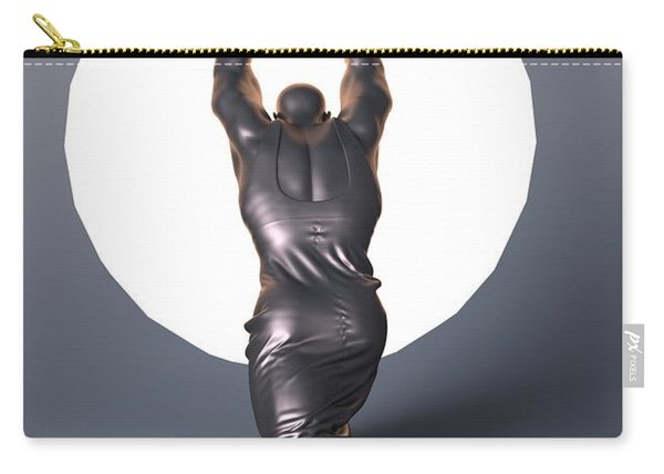 Sisyphus Lamp Carry-all Pouch