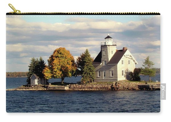 Sister Island Lighthouse Carry-all Pouch